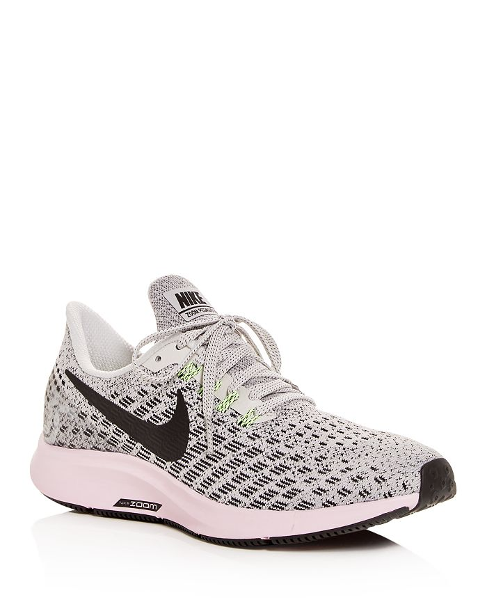 new concept b3fcd eaba3 Women's Air Zoom Pegasus Knit Low-Top Sneakers