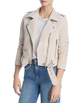 a607dd5c253 BLANKNYC - Suede Moto Jacket ...