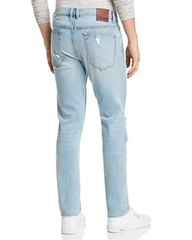 BLANKNYC - Horatio Skinny Fit Jeans in Burn You Up