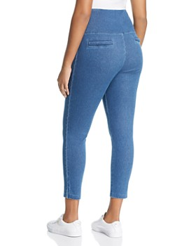 Lyssé Plus - Skinny Denim Leggings