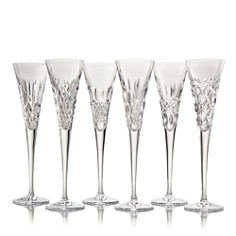 Waterford - Connoisseur Heritage Champagne Flutes, Set of 6 - 100% Exclusive
