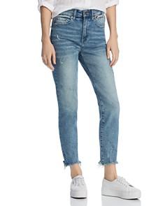 Pistola - Monroe Distressed Cigarette Jeans in Asheville