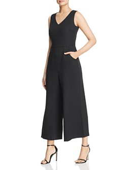 KARL LAGERFELD PARIS - Wide Leg Jumpsuit