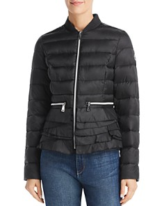 T Tahari - Emily Lightweight Short Quilted Coat