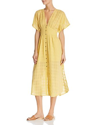 Suboo - Morning Light Midi Dress