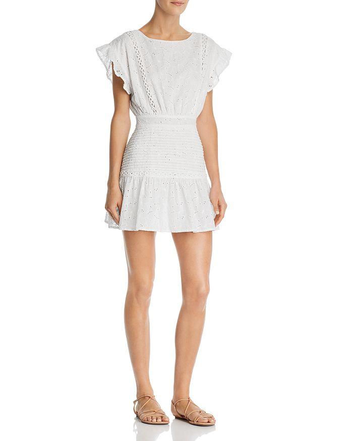 Suboo - Azalea Lace Mini Dress
