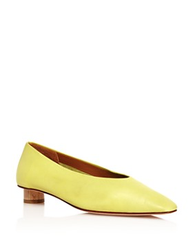 LoQ - Women's Paz Leather Pumps