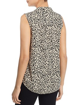 BeachLunchLounge - Leopard Print Top - 100% Exclusive