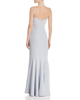 WAYF - Genevieve Fluted Dress