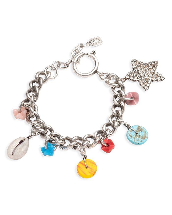 Dannijo - Hanky Charm Bracelet