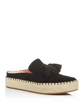 0d641441ef0d Gentle Souls by Kenneth Cole - Women s Rory Platform Espadrille Mules ...