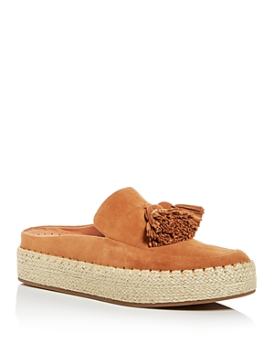 Gentle Souls by Kenneth Cole Women\\\'s Rory Platform Espadrille Mules