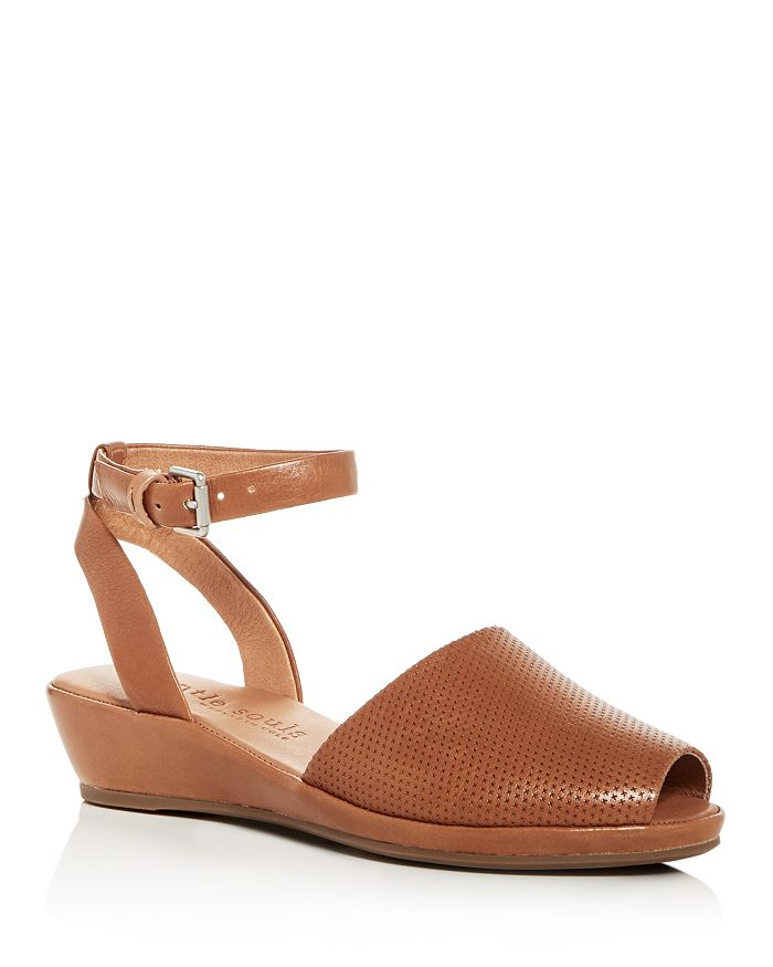 Gentle Souls by Kenneth Cole - Women's Lily Demi-Wedge Sandals