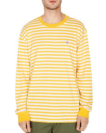 OBEY - Icon Long-Sleeve Striped Tee