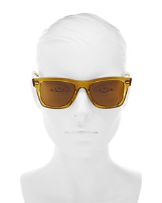 Oliver Peoples - Women's Oliver Square Sunglasses, 51mm