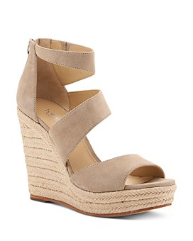 Botkier - Women's Julian Espadrille Platform Wedge Sandals