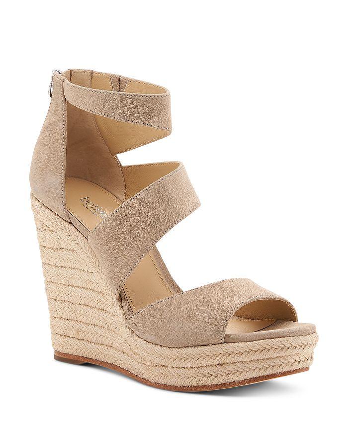 Botkier - Women's Julian Espadrille Platform Wedge Sandals