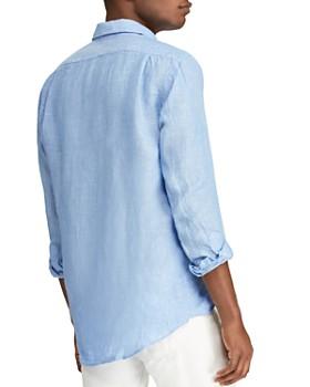 bce18be5f013 ... Polo Ralph Lauren - Classic Fit Linen Shirt