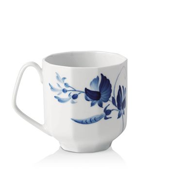 Royal Copenhagen - Blomst Sweet Pea Mug - 100% Exclusive