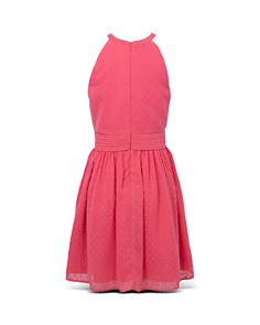 BCBGirls - Girls' Ruffled Fit-and-Flare Dress - Big Kid