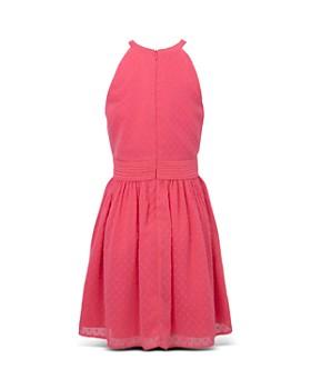BCBGirls - Girls' Ruffled Fit-and-Flare Dress - Big Kid