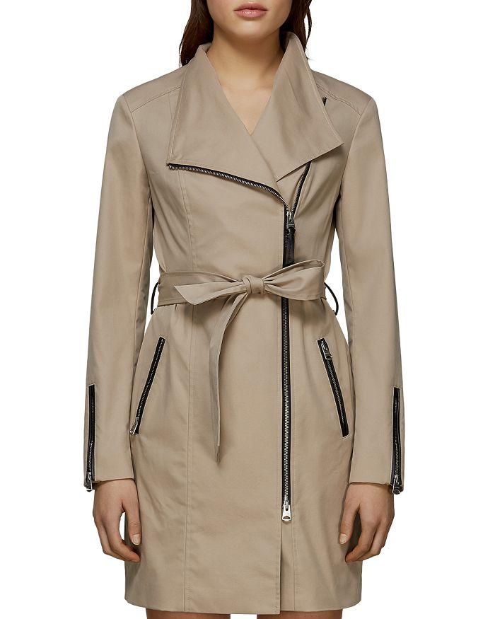 Mackage - Estela Belted Trench Coat