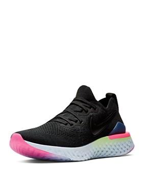 huge discount af677 8e861 Nike - Women's Epic React Flyknit 2 Low-Top Sneakers ...