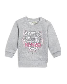 Kenzo - Girls' Embroidered-Tiger Sweatshirt - Baby