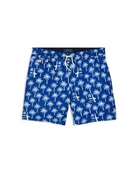 f7e2e71b5e Ralph Lauren - Boys' Traveler Polo Bear Swim Trunks - Big Kid ...