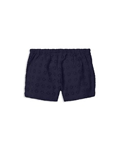 Ralph Lauren - Girls' Eyelet Shorts - Little Kid