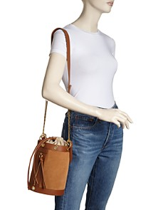 See by Chloé - Debbie Leather Bucket Bag