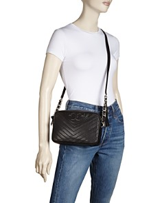 Tory Burch - Fleming Distressed Crossbody