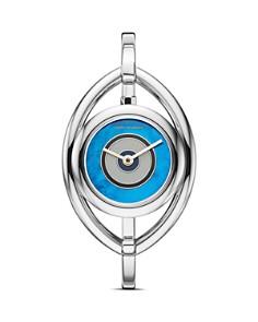 Tory Burch - Evil Eye Bangle Watch, 24.5mm