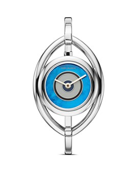 Tory Burch - Evil Eye Bangle Watch, 24.5mm