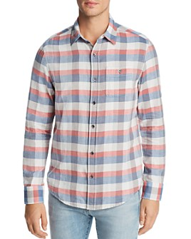 Flag & Anthem - Mandeville Plaid Regular Fit Shirt