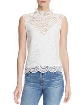 2f28bcd3d64feb Generation Love - Stefi Lace Blouse ...