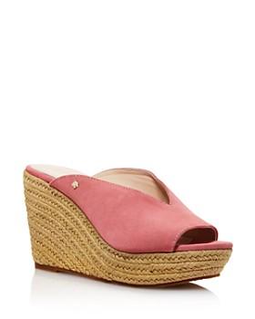 a89d8b30c kate spade new york - Women's Thea Wedge Platform Sandals ...