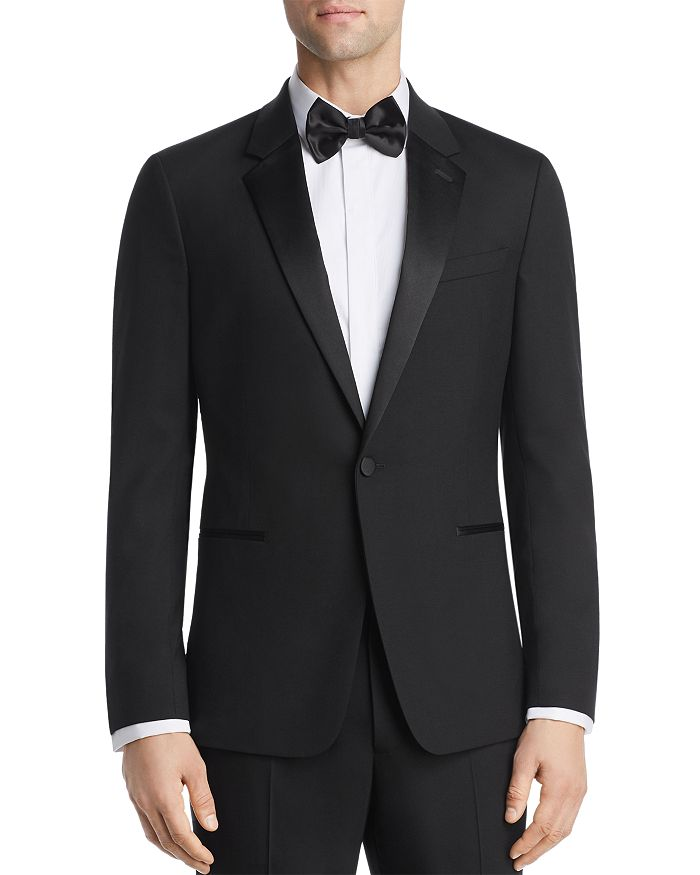 Theory - Chambers Slim Fit Tuxedo Jacket