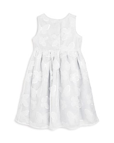 Pippa & Julie - Girls' Butterfly-Mesh Dress - Little Kid