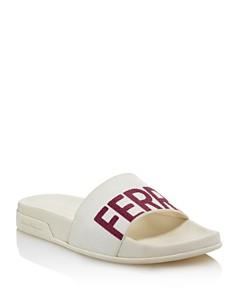 Salvatore Ferragamo - Women's Amos Slide Sandals