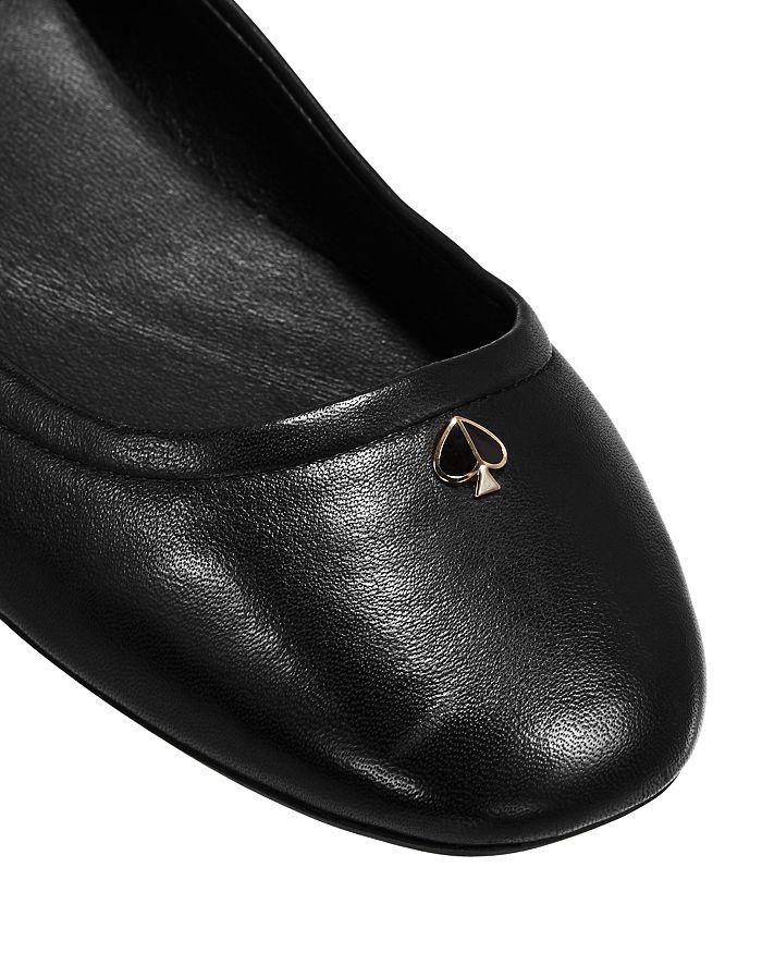 e18bddc26faf kate spade new york - Women s Kora Leather Ballet Flats