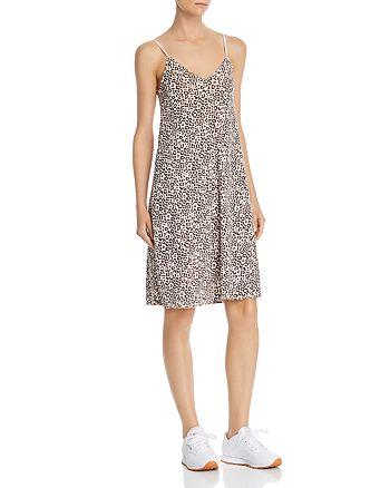 ATM Anthony Thomas Melillo - Leopard-Print Slip Dress