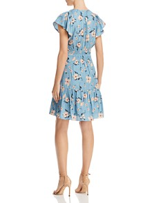 Rebecca Taylor - Daniella Floral Print Dress - 100% Exclusive