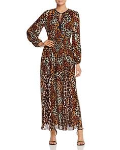 Kobi Halperin - Leopard-Print Maxi Dress