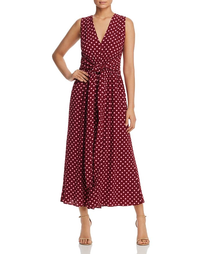 kate spade new york - Lia Dot-Print Jumpsuit