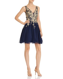 Avery G - Embellished Party Dress