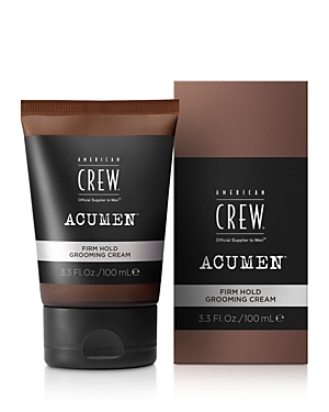What It Is: Stay true to your style all day long with American Crew\\\'s strongest hold for low-shine dimension and definition. What It\\\'S For: All hair types. Key Ingredients: - Ac Acumen Complex contains vitamins combining antioxidant and moisturizing agents - Cranberry Extract, a powerful antioxidant that protects skin and hair fiber All Ingredients: Aqua/Water/Eau, Vp/Va Copolymer, Cetearyl Alcohol, Lanolin Cera/Lanolin Wax/Cire De Lanoline, Parfum (Fragrance), Behentrimonium Methosulfate, Laure