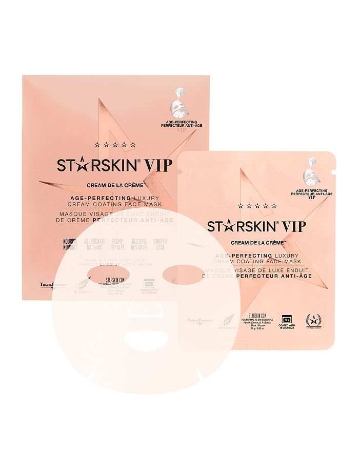 STARSKIN - VIP Cream de la Crème Age-Perfecting Luxury Cream Coating Face Mask