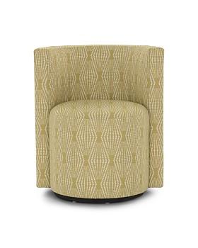 Mitchell Gold Bob Williams Poppy Full Swivel Chair