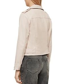 ALLSAINTS - Balfern Leather Moto Jacket